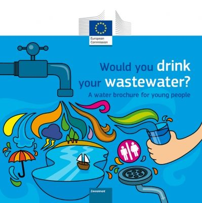 Would you drink your wastewater?