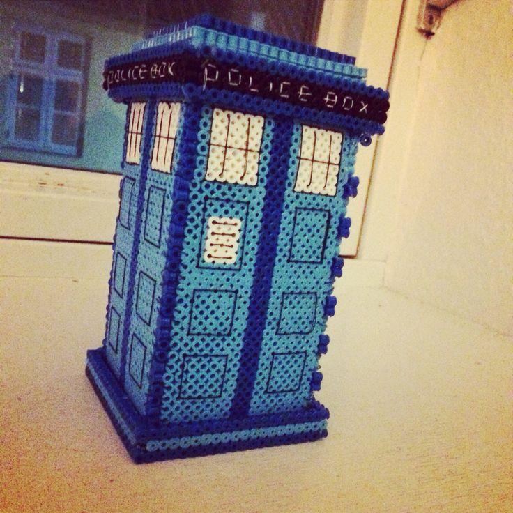 My hama TARDIS