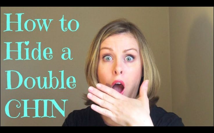 Hairstyles Double Chin: Best 25+ Double Chin Hairstyles Ideas On Pinterest