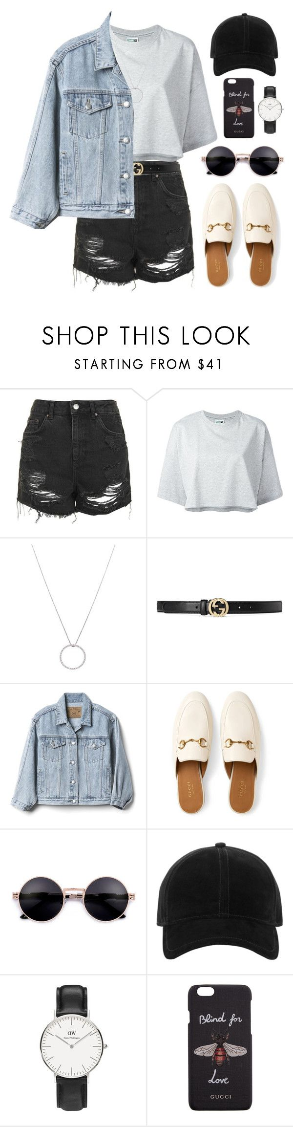 """Jeonghan X Exploring Osaka"" by jleeoutfitters ❤ liked on Polyvore featuring Topshop, Puma, Roberto Coin, Gucci, Gap, rag & bone and Daniel Wellington"