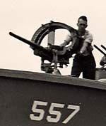 PT Boat Veteran Milt Donadt