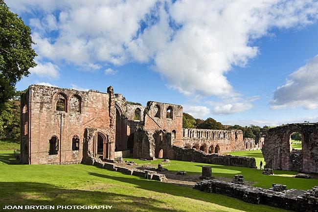 Furness Abbey, Barrow in Furness, Cumbria