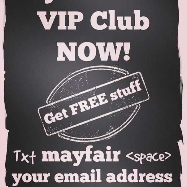 Free drinks, reward points and free dinner on your birthday! Sign up today!