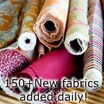 FabricGuru.com - lots of fabrics, great prices, awesome selection of any type of fabric you could want!