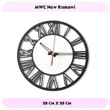 decorative wall clock 160k IDR more detail click : http://deco4room.com/kategori/jam-dinding-unik-62