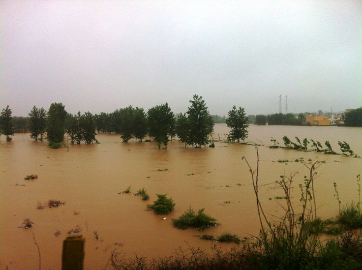 Flooded plains on NH-58 between Haridwar and Roorkee. Picture Sent by CJ Aftab Khanna