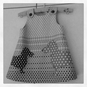 Kinderkleider selber nähen