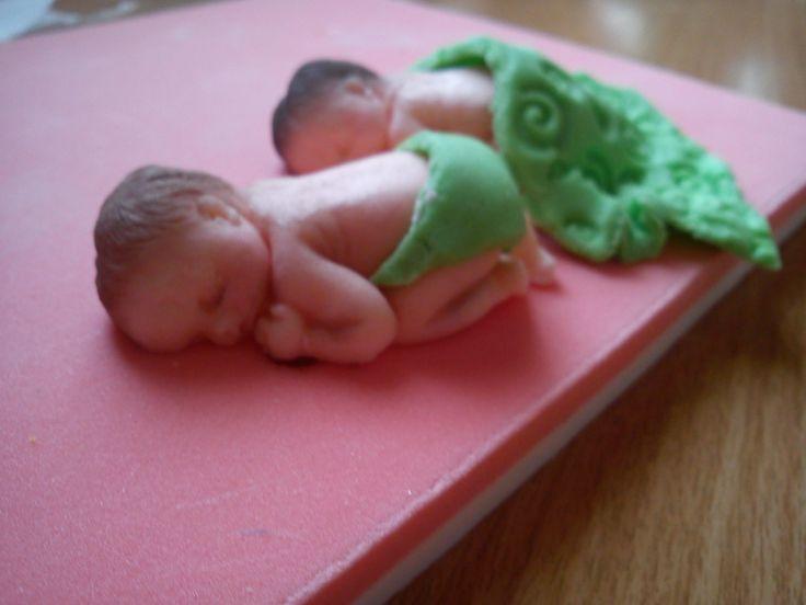 fondant babies