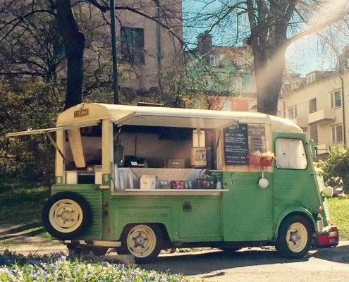 Fancy Getting In To Street Food Business You Came The Right Place Vintage Trucks Is Best Way Stand Out Of Crowd On