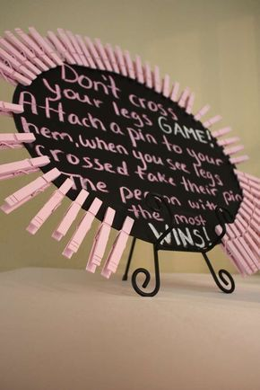 Pretty In Pink Baby Shower Party Ideas Photo 1 Of 21 Catch My