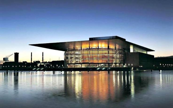 Copenhagen, Denmark Opera House Great architecture!!!!  www.combobeds.com