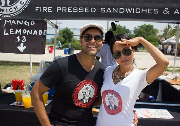 Anatomy of a Smorgasburg Pop Up: Introducing Bombay Sandwich Co.