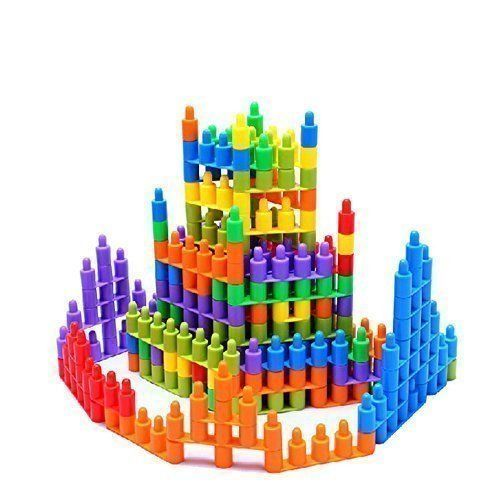Toy Children Kids Building Set Shepes Educational Learning Construction Gift   #BuildingToy