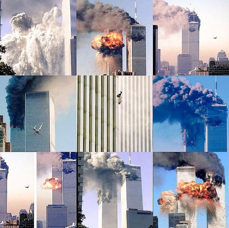 """Hoy se cumplen 16 años del atentado hacía las """"Torres Gemelas"""": Con la tendencia se comparten imágenes de ese día. http://qoo.ly/hpm2s"""