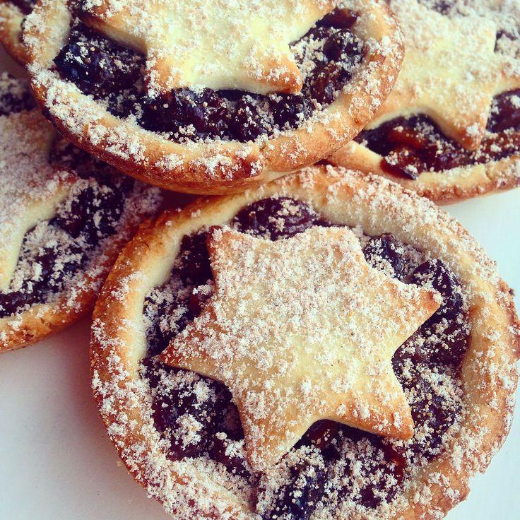 Paleo Mince Pies - tapioca flour pastry