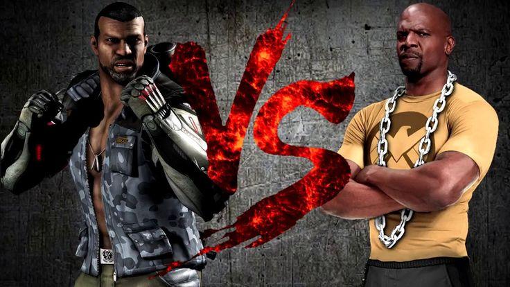 Джакс VS Люк Кейдж [CT Fight Club 3.0]