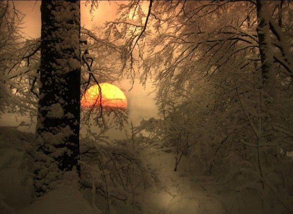 Зимнее Солнцестояние-8 ритуалов