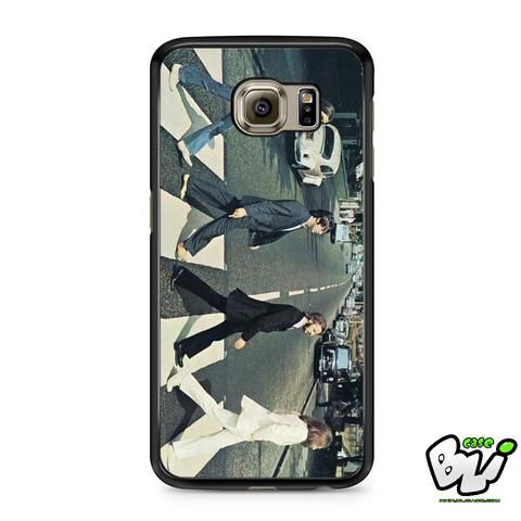 The Beatles Abbey Road Samsung Galaxy S7 Case