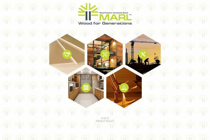 Website Design for MARL Woods