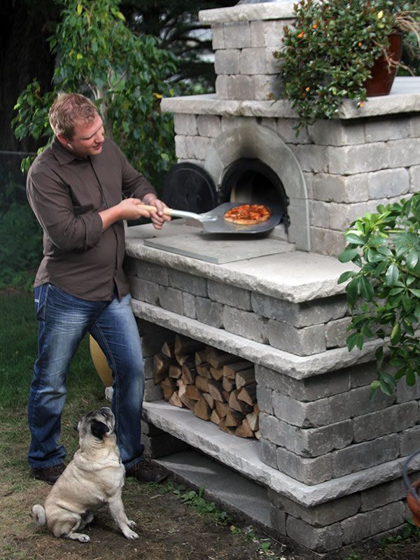 A Good Wood Fired Pizza Can Make Anyone Dream Of Owning A Custom Outdoor Oven If You Think Such