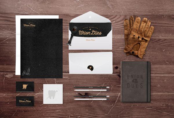Union Dues Design Co. / Dustin Chessin