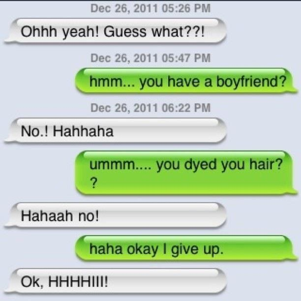 funny text jokes beautiful you have a boyfriend