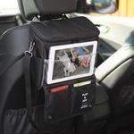 Car Backseat Multi-Pocket Organizer, Storage, Cooler and Tablet/Phone Holder