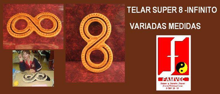 Telares Sueper 8