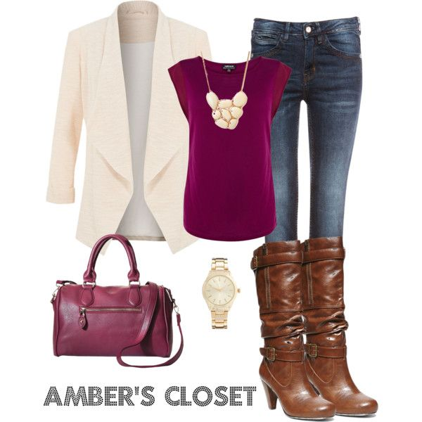 """""""Winter outfit"""" by atheeuwen on Polyvore"""