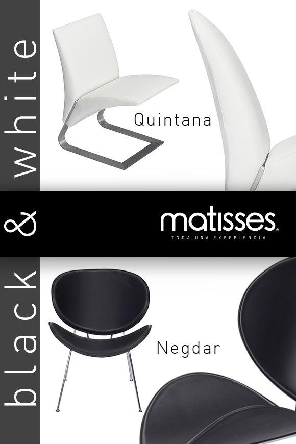 Nos gustan los diseños sobrios, que transmitan elegancia y brinden comodidad.
