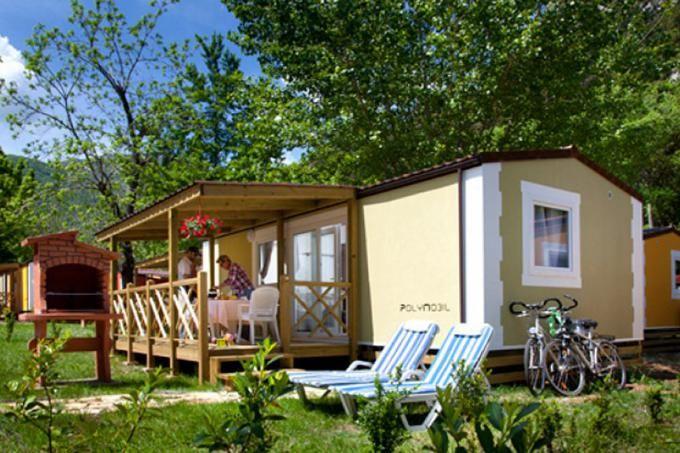 Smart Selection Holiday Resort Medveja - mobilní domy http://www.hrvaska.net/cz/mobilni-domky/medveja/mobilni-domy-medveja.htm