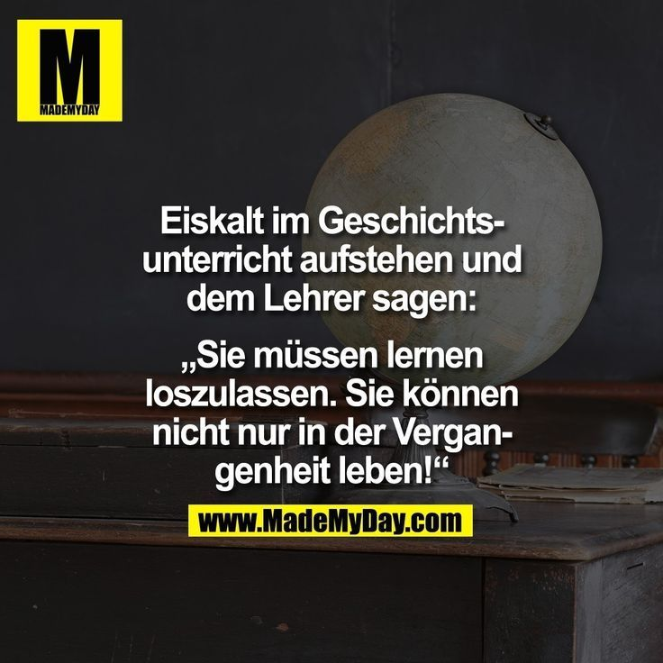 Geschichte – #schulelustig