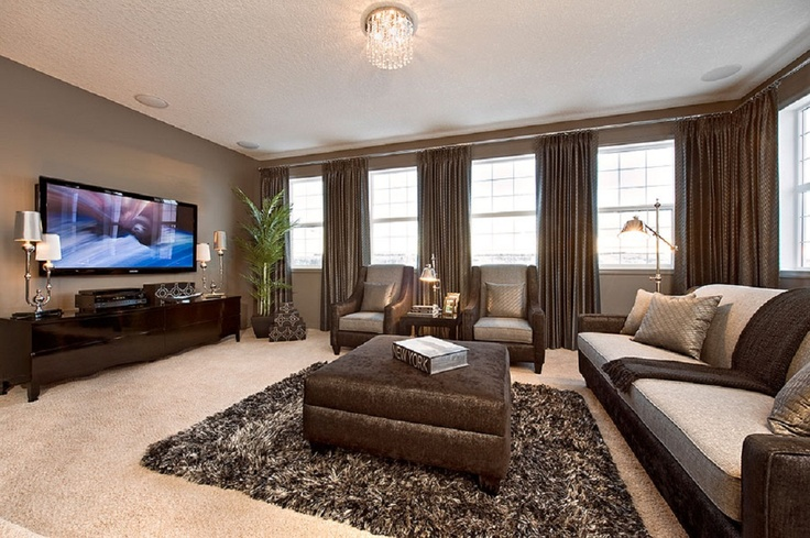 Bonus room for Eclipse showhome by Jayman in Chaparral Valley, Calgary