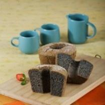 CHIFFON CAKE DURIAN KETAN HITAM http://www.sajiansedap.com/mobile/detail/8807/chiffon-cake-durian-ketan-hitam