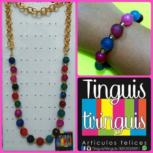 Juego Agatalegre #tinguistiringuis #accesoriosfelices  #playerastyle $30K
