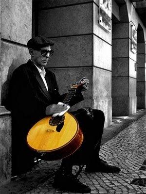Fado guitarra
