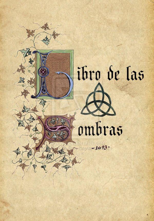 Libro De Las Sombras by Hookah-Boy on deviantART