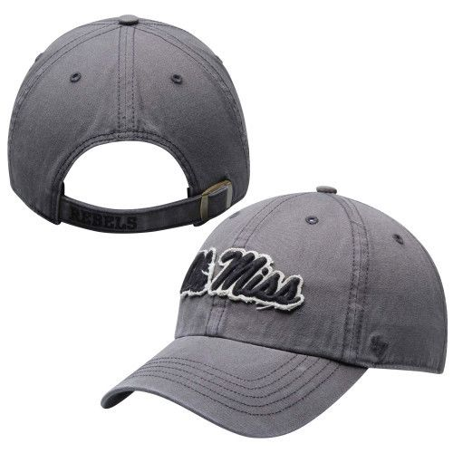 Ole Miss Rebels Adjustable Hat