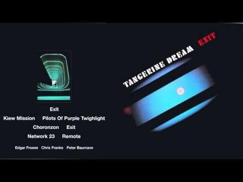 Tangerine Dream - Exit - YouTube