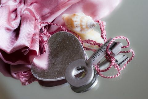 Handlung: Truhe mit Geld ist mit Kette und Vorhängeschloss verschlossen.Den Schlüssel bekommt einer der Gäste (männl.…