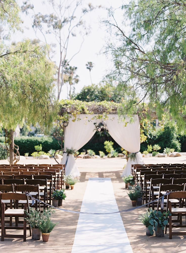 Photography: Patrick Moyer Photography - patmoyerweddings.com  Read More: http://www.stylemepretty.com/2015/01/28/rustic-glam-santa-barbara-wedding/