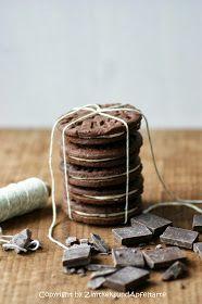 Homemade Oreo-Cookies... etwas zum Naschen für Groß und Klein