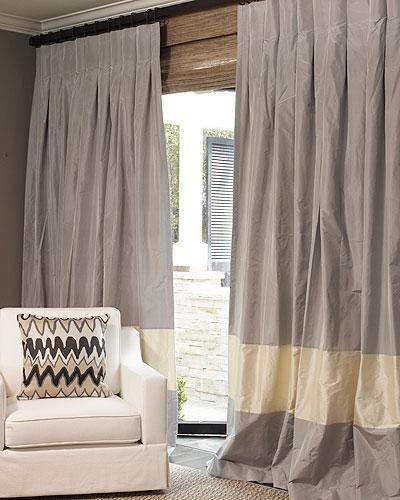 Custom Kitchen Curtains Ideas: Best 20+ Silk Curtains Ideas On Pinterest