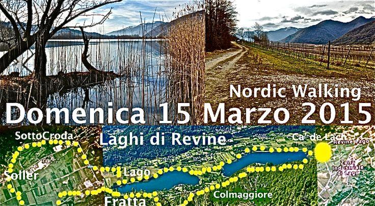 #nordicwalking #tour con #NordicWalkingLidodiVenezia #Camminata #nordica ad anello tra i sentieri e le sponde dei laghi con una splendida vista sulle #colline #trevigiane e le #prealpi #venete attraverso i borghi di Lago, Sottocroda, Soller, Fratta, Colmaggiore tra i profumi e i colori di ieri e di oggi #treviso #venezia #veneto https://www.facebook.com/events/430042357144258/