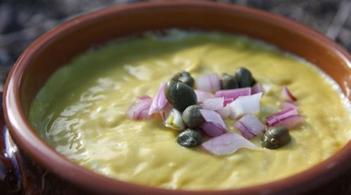 Picture of Traditional fava  Recipe