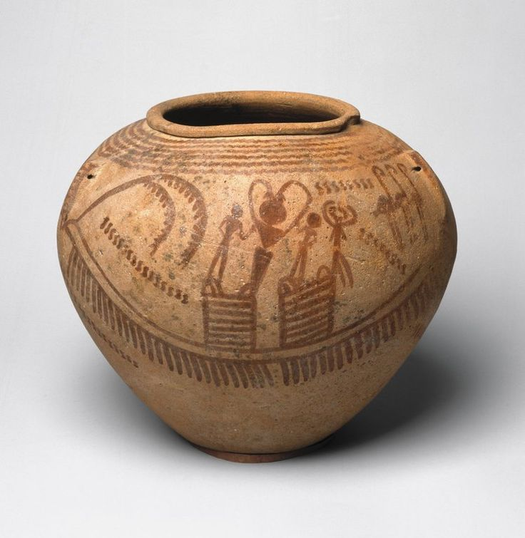 Ancient egyption pottery