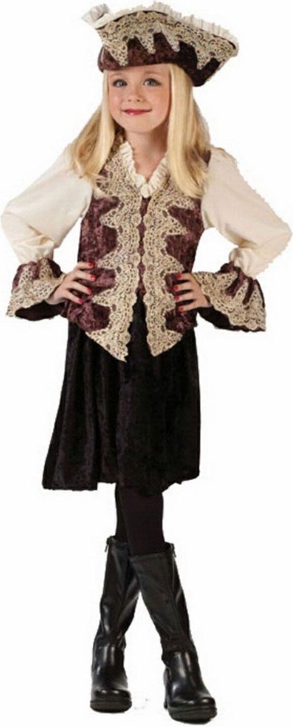 Royal Lady Pirate Kids Halloween Costume – Pirate Costumes #diypiratecostumefork…