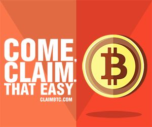 Earn free bitcoins, receive bonuses and get even more bitcoins completely FREE in our faucet! The more you claim, the more you get. How is ClaimBTC different from other bitcoin faucets? Claim BTC has its own bonuses system that we are improving every day. Every time you claim free bitcoins, there's a chance to receive a limited-time bonus into your account. All the bonuses are intended to improve your faucet. Join us now! http://claimbtc.com/?r=e6abdeb27b