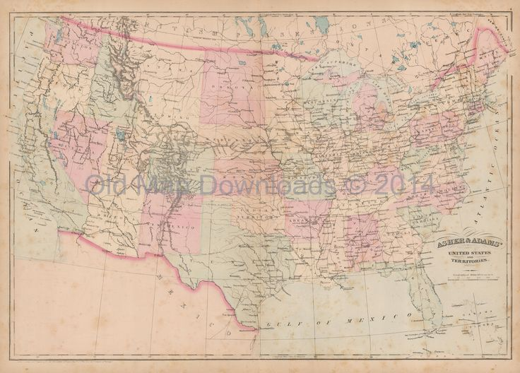 17 Best Ideas About Old Maps On Pinterest: 17 Best Ideas About United States Map On Pinterest