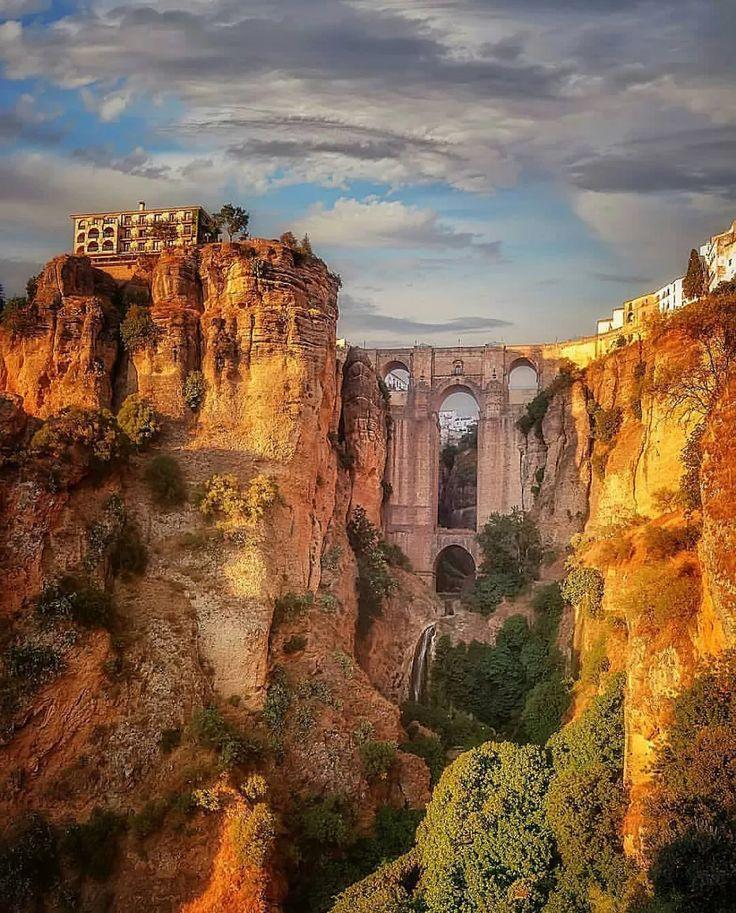 нем фото испании красивых мест выглядит практически